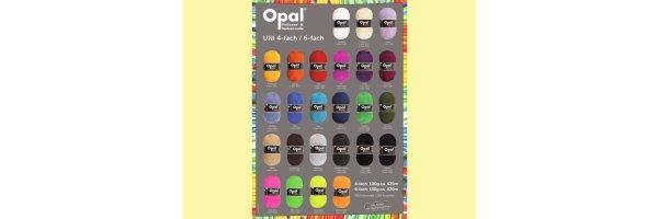 Opal Uni 4-fach 100gr