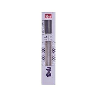 Prym Nadelspiel Ergonomics 20cm/2,5mm