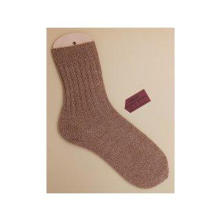 Handgestrickte Socken Cotton Gr. 46/47
