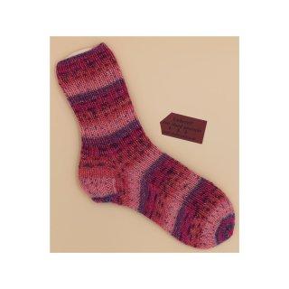 Handgestrickte Socken Opal Gr 36/37