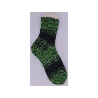 Style - handgestrickte Socken - Gr. 42/43 in grün