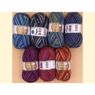 Flotte Socke Aurelia 4-fach / 100gr