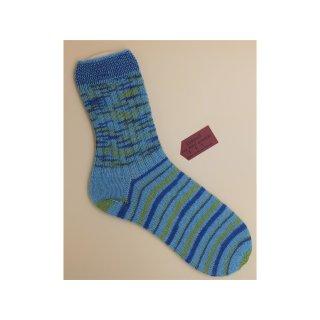 Handgestrickte Socken Gr. 46/47 in Regiaqualität