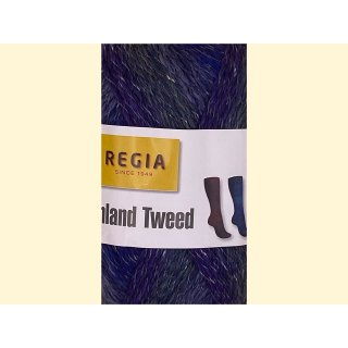 Regia Highland Tweed 150 gr Farbe 2757
