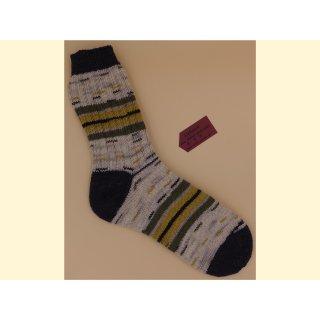 Handgestrickte Socken PONCANNA  Gr. 44/45