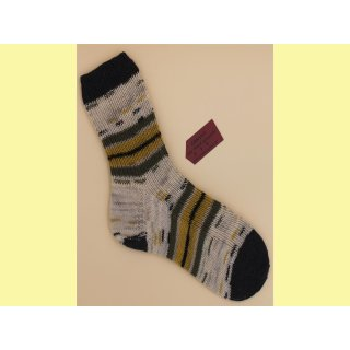 Handgestrickte Socken Pnoncanna Gr. 42/43