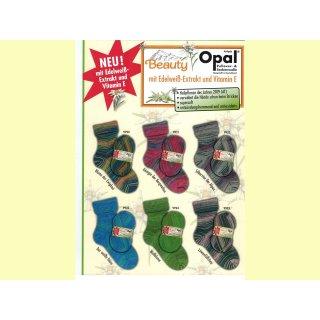 Opal Beatuy Sockenwolle  100 gr
