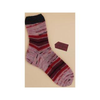 Handgestrickte Socken Dotto  Gr. 40/41