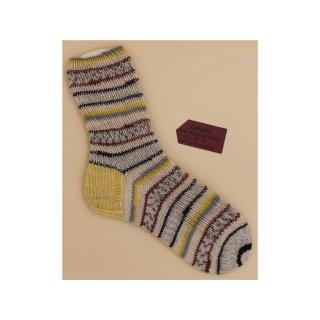 Handgestrickte Socken Rerotu  Gr. 36/37