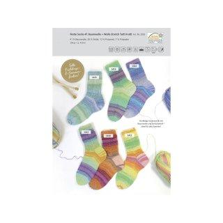 Flotte Socke Baumwolle+Wolle Strech 4fach 100gr