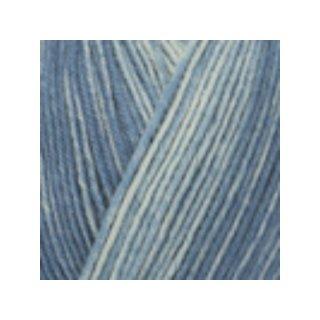Regia Premium Silk Sockenwolle 100gr tealcolor 00065