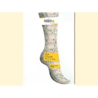Regia Premium Silk Sockenwolle 100gr glance color 00018