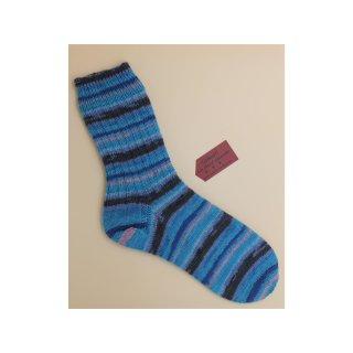 Handgestrickte Socken Gr. 42/43 Poesie